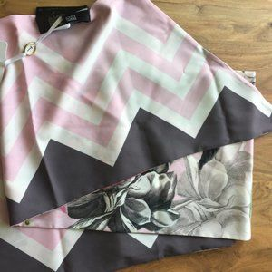 Ted Baker Accessories - Ted Baker Skinny Scarf Palace Gardens NWT
